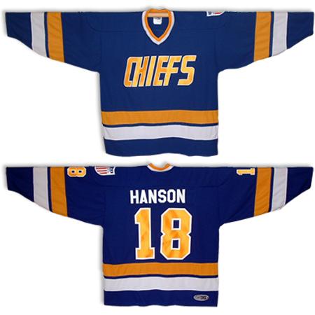 JS218_JEFF_HANSON_BROTHERS_CHARLESTOWN_CHIEFS_HOCKEY_JERSEY_BLUE_SLAPSHOT_MOVIE