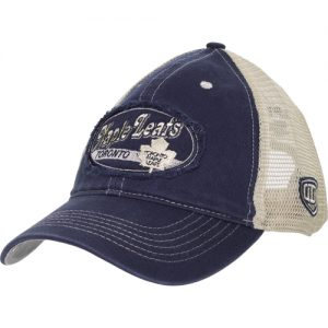 Toronto Maple Leafs NHL trucker cap