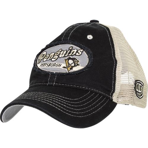 Pittsburgh Penguins NHL trucker cap