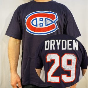 Montreal Canadiens #29 DRYDEN NHL T-shirt