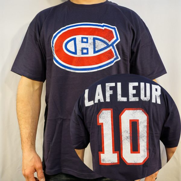 Canadiens #10 LAFLEUR T-shirt
