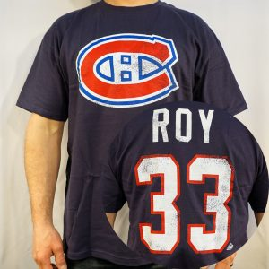 Montreal Canadiens #33 ROY NHL T-shirt