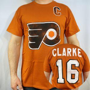 Flyers #16 CLARKE T-shirt