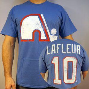 Nordiques #10 LAFLEUR T-shirt