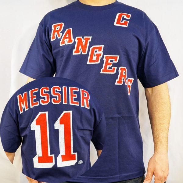 Rangers #11 MESSIER T-shirt