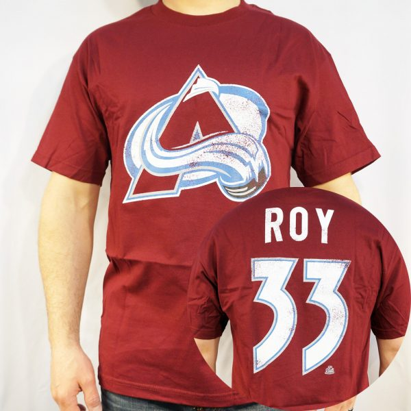 Avalanche #33 ROY T-shirt