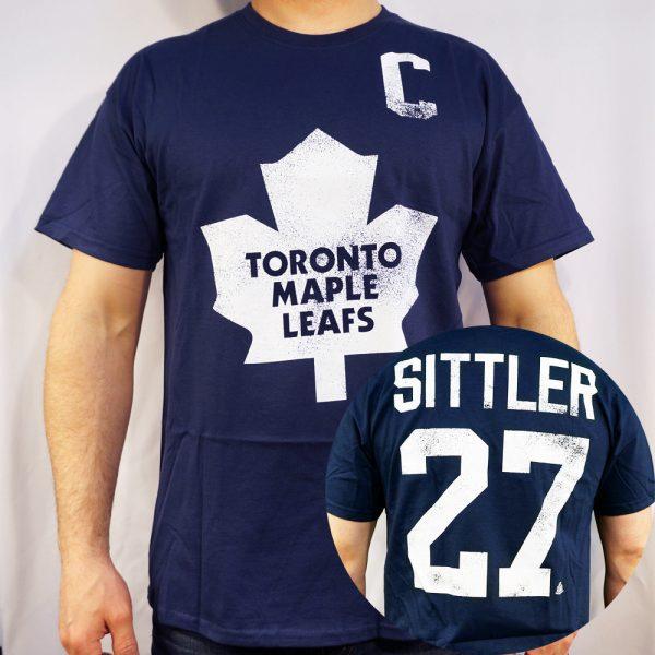 Maple Leafs #27 SITTLER T-shirt