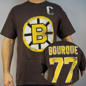 Bruins-Bourque-NHL-T-shirt