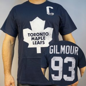 Maple Leafs #93 GILMOUR T-shirt
