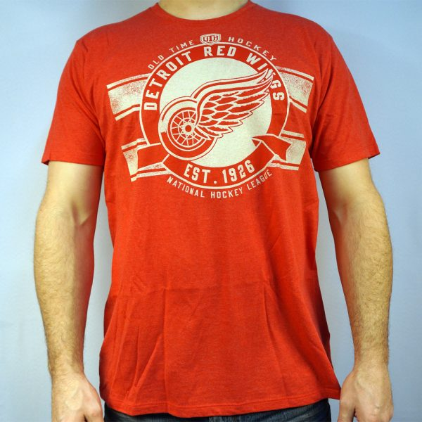 Detroit Red Wings NHL Soft T-shirt
