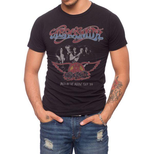 Aerosmith Back in the Saddle '84 Tour T-shirt