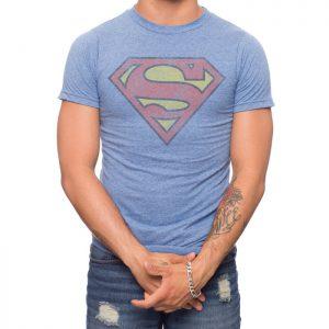 Superman Vintage Logo T-shirt