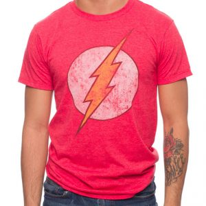 The Flash Vintage Logo T-shirt