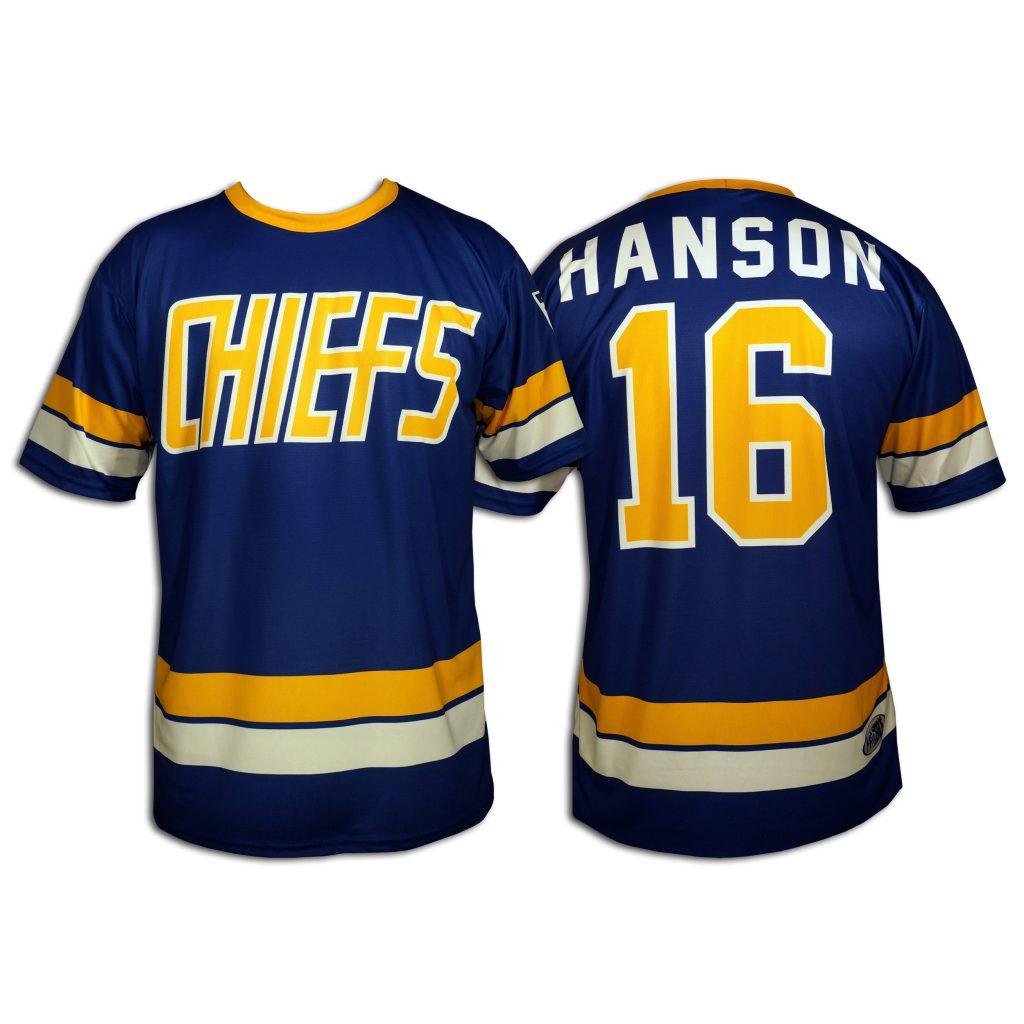 SlapShot-CHIEFS-Away-Dek-Jersey-16-HANSON