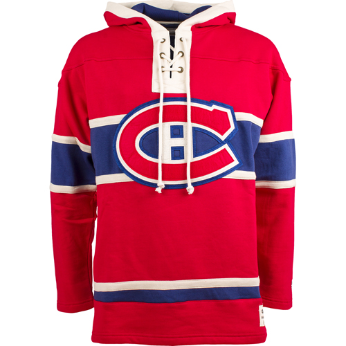 montreal canadiens hooded sweatshirt nhl