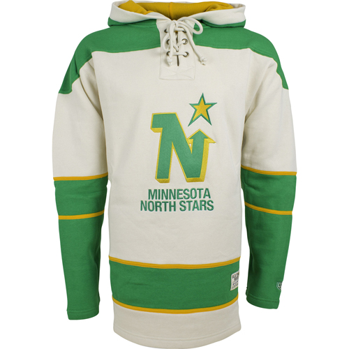 north stars nhl hoodie