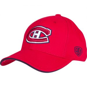 montreal canadiens cap red NHL