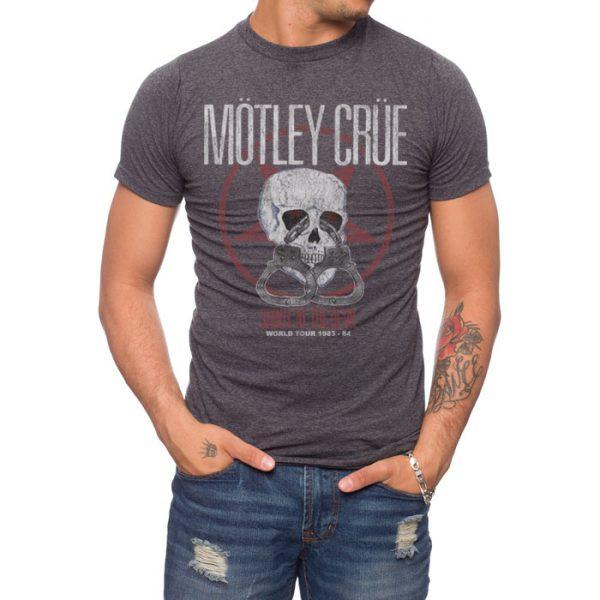 Mötley Crüe Shout at the Devil '83-'84 Tour T-shirt