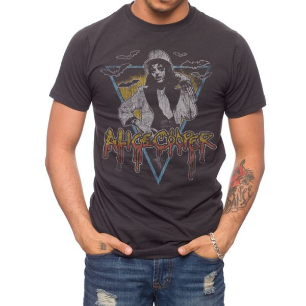 Alice Cooper '75-'77 Tour T-shirt