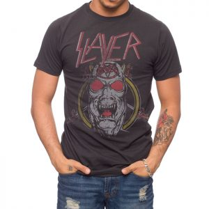 Slayer Reing in Blood '86-'87 Tour T-shirt