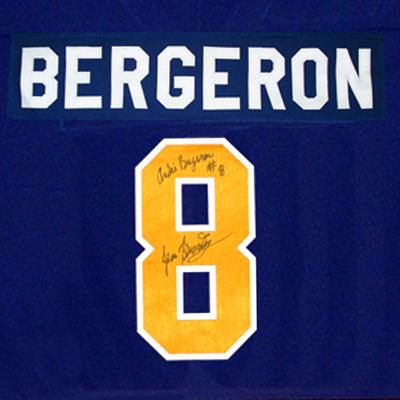 JS28-Charlestown-Chiefs-Signed-hockey-Jersey-bergeron