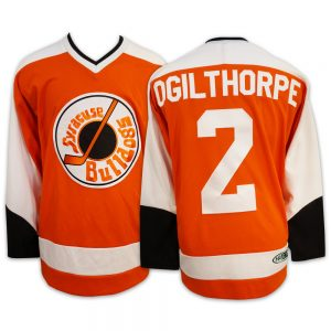 OGILTHORPE-SYRACUSE-BULLDOGS-SLAPSHOT-MOVIE-HOCKEY-JERSEY