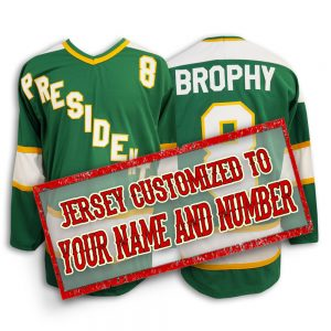 SLAPSHOT-MOVIE-PRESIDENTS-JERSEY-CUSTOMIZED