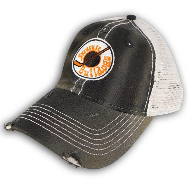 SLAPSHOT-SYRACUSE-BULLDOGS-USED-CAP