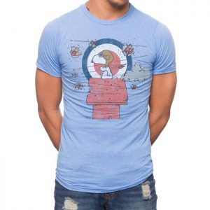 Peanuts Snoopy Red Baron T-shirt