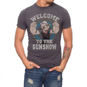 Popeye - Gunshow T-shirt