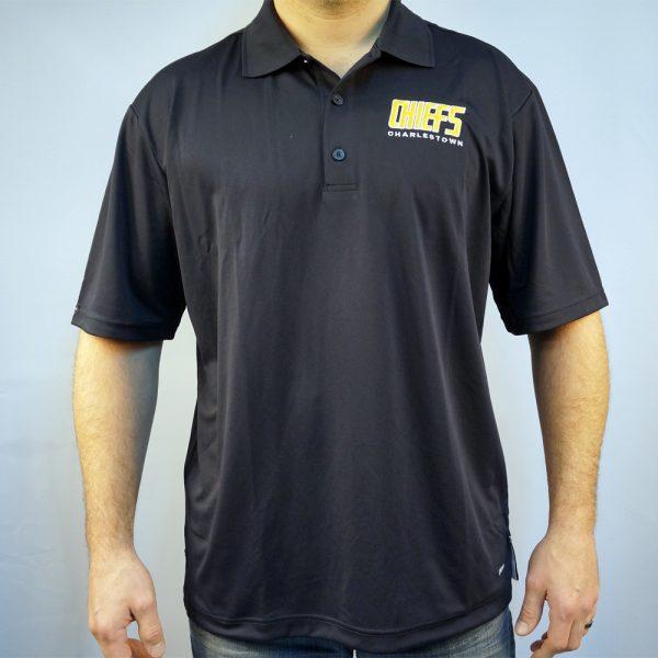 SlapShot-polo-shirt-charlestown-chiefs