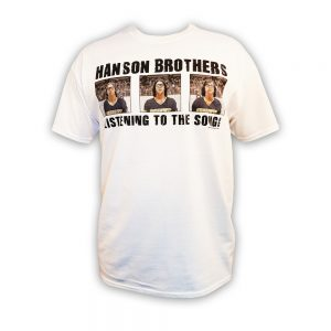 HANSON-BROTHERS-SONG-SLAPSHOT-T-SHIRT