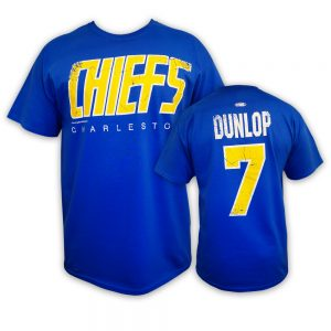 SLAPSHOT-MOVIE-DUNLOP-CHARLESTOWN-CHIEFS-T-SHIRT