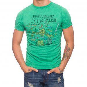 TMNT 80's vibe T-shirt