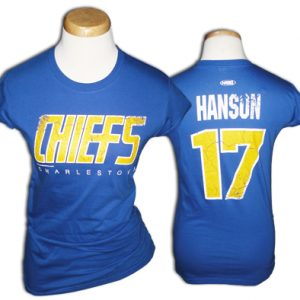 WOMEN_T_SHIRT_CHIEFS_HANSON_SLAPSHOT_MOVIE