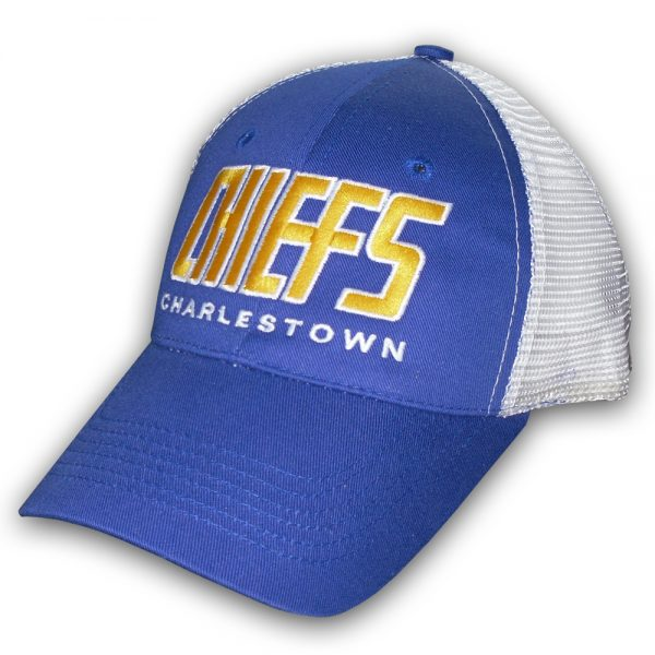 SLAPSHOT-MOVIE-CHARLESTOWN-CHIEFS-MESH-CAP