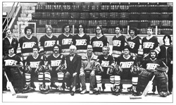 Charlestown CHIEFS SlapShot movie 1977 Team Picture