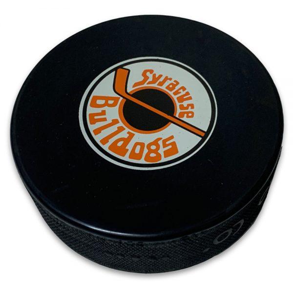 pc05-slap-shot-movie-syracuse-bulldogs-hockey-puck