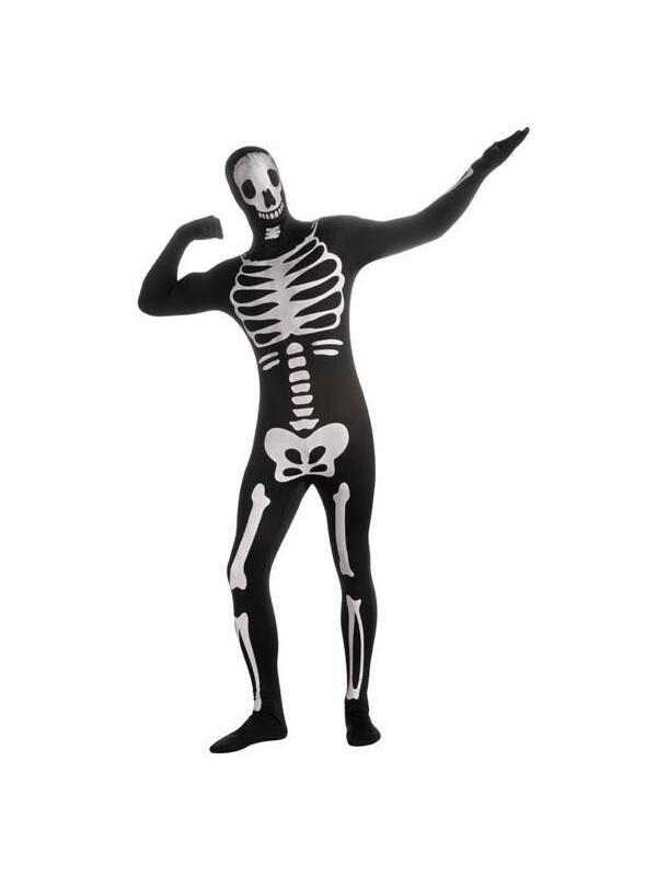 2nd skin halloween costume