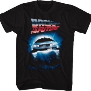 BACK TO THE FUTURE movie T-shirt