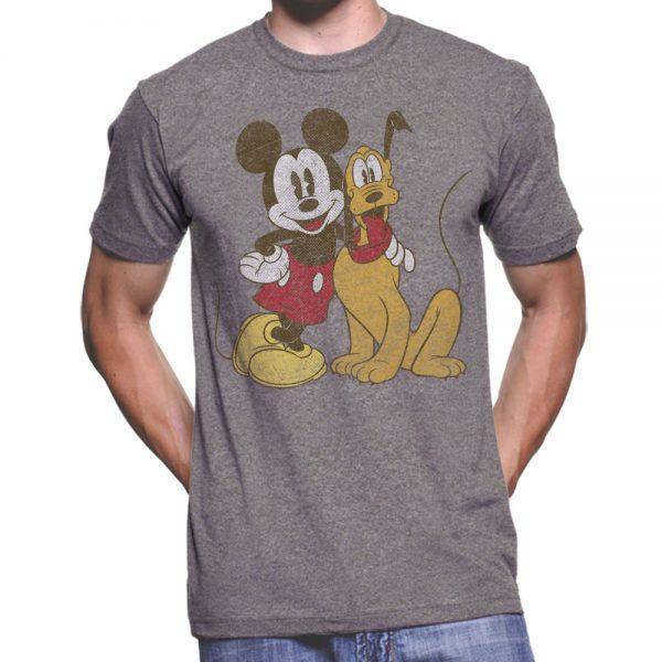 Disney Mickey & Pluto T-shirt