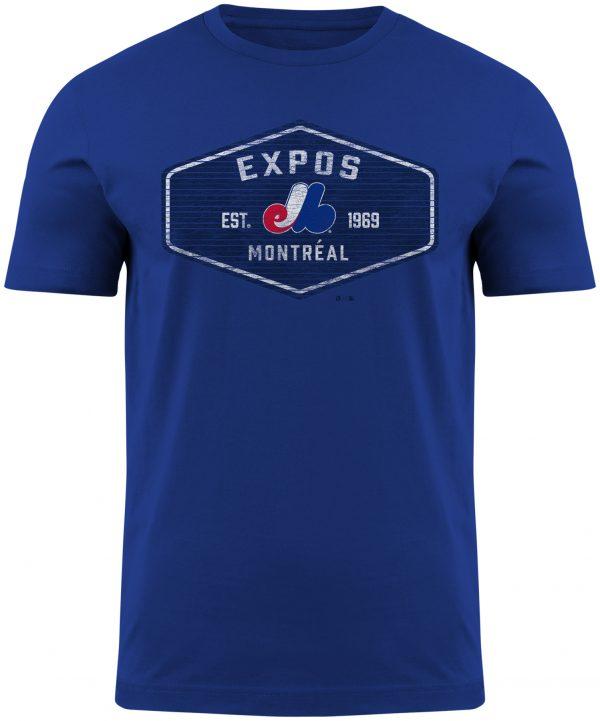 Montréal Expos Camp Out T-shirt