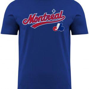 Montréal Expos City Pride T-shirt
