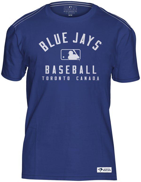 Toronto Blue Jays MLB Brushed T-shirt