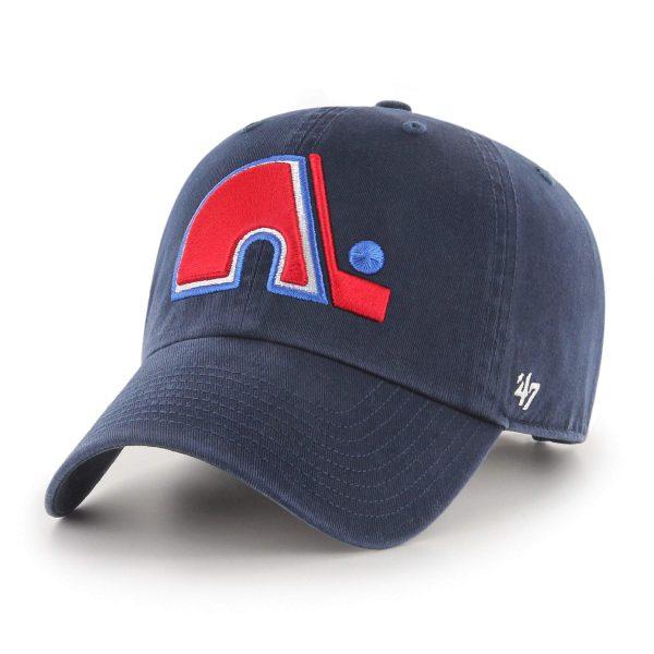 nhl-nordiques-vintage-cap