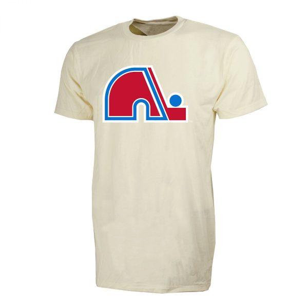nhl-nordiques-vintage-logo-t-shirt