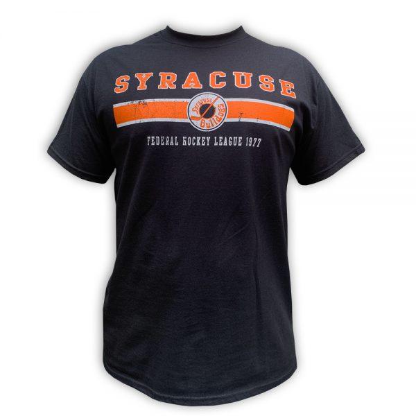 SYRACUSE BULLDOGS SlapShot movie T-shirt