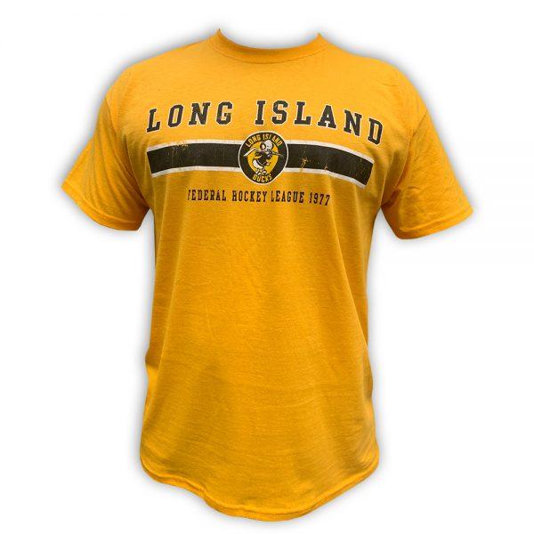 LONG ISLAND DUCKS Federal League T-shirt